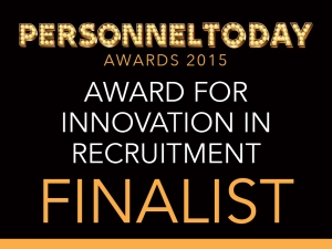 Finalist_AWARD FOR INNOVATION IN RECRUITMENT