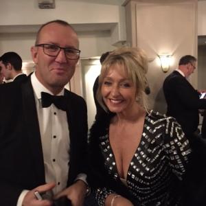 Nigel and Sharon