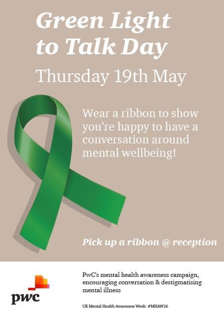 Green Light To Talk Mental Health